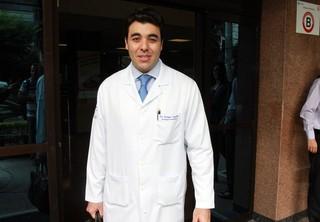 Dr. Felipe Tozaki (Foto: Celso Tavares/ EGO)