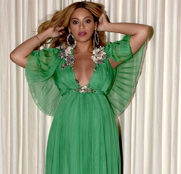 Beyoncé (Foto: Reprodução/Beyoncé.com)