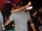 Namorado de Sheron Menezzes leva cantada em camarote do Rock in Rio