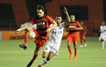 Em curva ascendente, Sport vence o incompleto Atlético-PR e sobe tabela