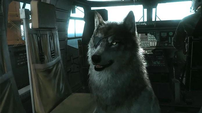 Metal Gear Solid V: The Phantom Pain: saiba como recrutar D-Dog (Foto: Divulgação)
