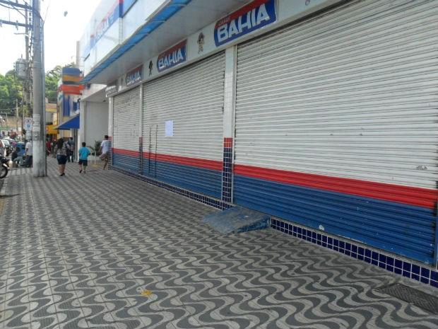 Casas Bahia - Votorantim (SP) (Foto: Divulgação/TV Votorantim)