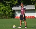 Lesão no joelho pode tirar Wesley do restante da temporada do São Paulo