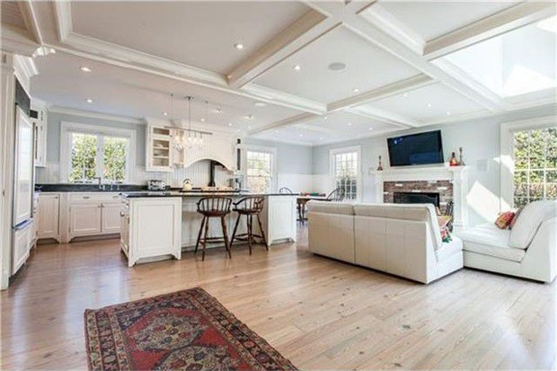 Anne Hathaway compra casa de US $ 2,8 milhões em Connecticut (Foto: Reprodução)