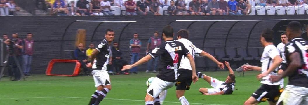 Corinthians x Vasco - Campeonato Brasileiro 2017-2017 - globoesporte.com 6b1df2b2c2458