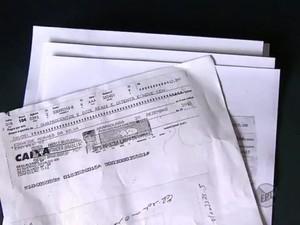 Usina emitia cheque sem fundo por empresa fantasma, segundo MPT (Foto: Reprodução/EPTV)