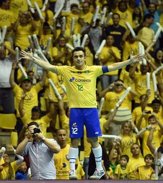 Falcão Brasil Grand Prix Masculino de Futsal (Foto: Gaspar Nobrega / Foto&Grafia)