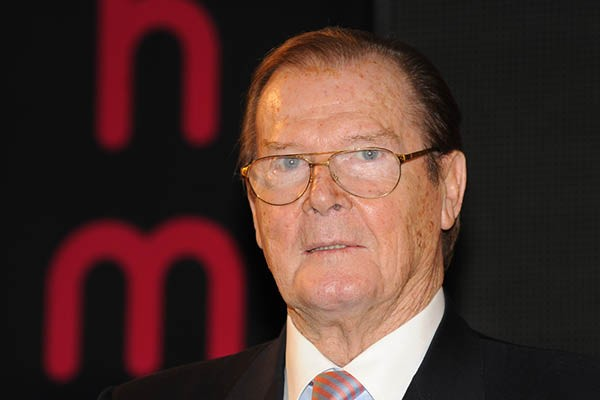 Roger Moore (Foto: Getty Images)