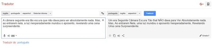 Coloque o trecho na caixa de texto (Foto: Reprodução/Gabriel Ribeiro)