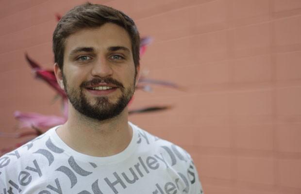 Gabriel Giancristofaro, estudante do Instituto de Ciências Matemáticas e de Computação da USP. (Foto: Arquivo Pessoal/Gabriel Giancristofaro)