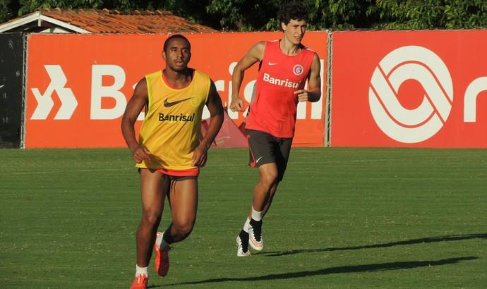 Anderson Rodrigo Dourado Inter (Foto: Tomás Hammes / GloboEsporte.com)
