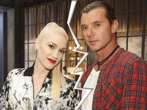 Gwen Stefani e Gavin Rossdale (Foto: Reprodução/ Instagram)