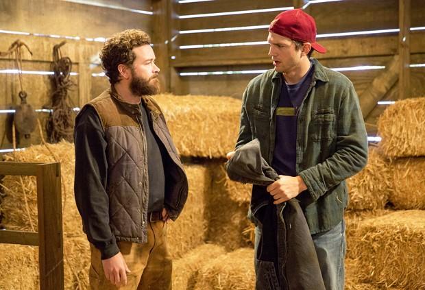 Danny Masterson e Ashton Kutcher (Foto: Divulgação/Reprodução)