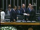 Em mensagem ao Congresso, Dilma pede apoio para controlar a inflação
