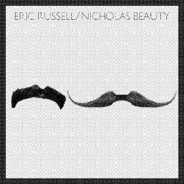 Capa de álbum fictício de Eric Russell e Nicholas Beauty, da 42nd St. Band, banda imaginária criada por Renato Russo (Foto: Divulgação/Companhia das Letras)