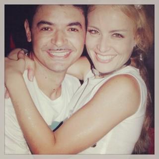 David Brazil e Angelica (Foto: Reprodução/Instagram)
