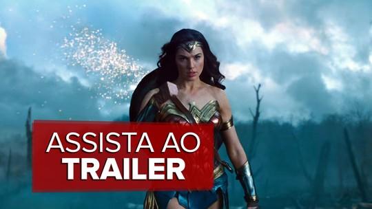 'Mulher-Maravilha' entra em cartaz nos cinemas da Paraíba