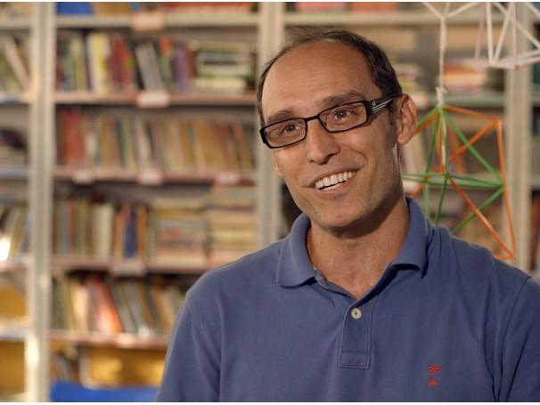 Professor Celmo de Almeida - Meu professor é o Cara (Foto: Reprodução de TV)