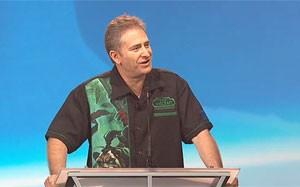 Mike Morhaime, presidente e fundador da Blizzard, abre a BlizzCon 2013 (Foto: Divulgação/Blizzard)