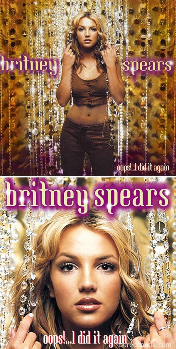 Britney Spears (Foto: Bored Panda)