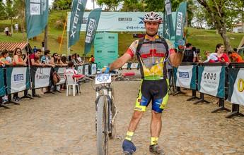 Paralisia infantil não impede Domingos Rodrigues de fazer mountain bike