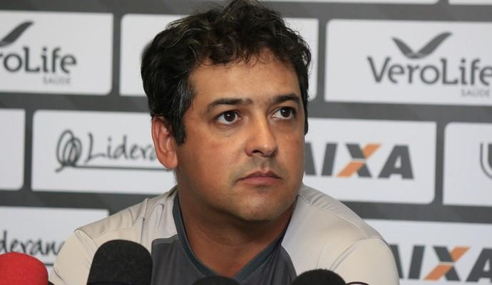 Marquinhos Santos Figueirense (Foto: Luiz Henrique / FFC)