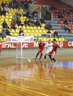 Mogi das Cruzes x Santo André Jogos Abertos 2013 (Foto  Thiago Fidelix    Globoesporte 3ff04fec04f23