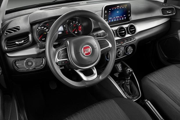 Fiat Argo Drive 1.3 manual (Foto: Fiat)