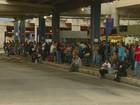 Ônibus voltam a circular depois de paralisação na região de Campinas