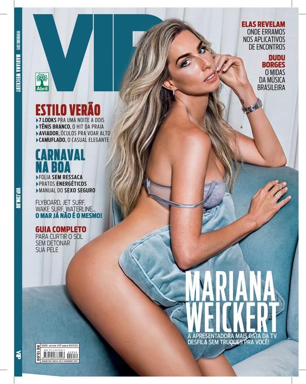 Mariana Wieckert (Foto: CRISTIANO MADUREIRA/ REVISTA VIP)