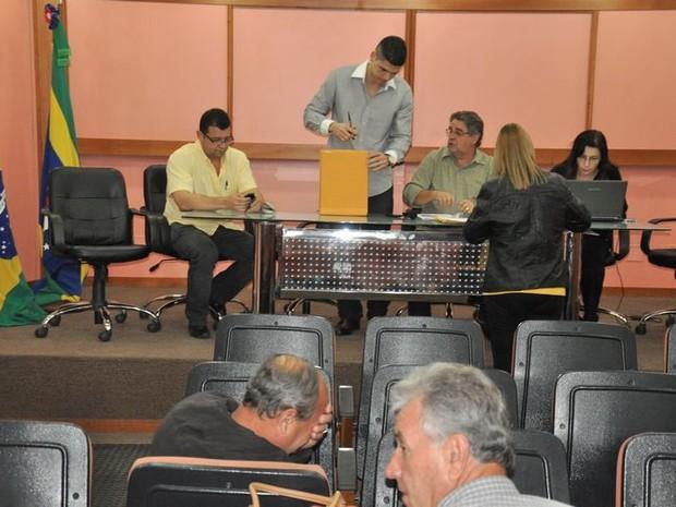 Licitação do terceiro lote acontece em Campos (Foto: Divulgação/Prefeitura de Campos)