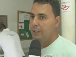 Prefeito de Itaóca cmenta a tragédia (Foto: Reprodução / TV Tribuna)