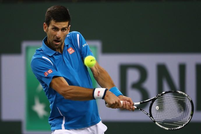 Novak Djokovic x Feliciano López Masters 1000 de Indian Wells (Foto: Getty Images)