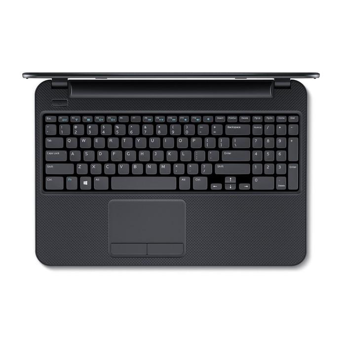 Grande touchpad do Dell Inspiron 15 (Foto: Divulgação/Dell)