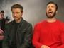 Jeremy Renner e Chris Evans xingam personagem de 'vadia' e irritam fãs
