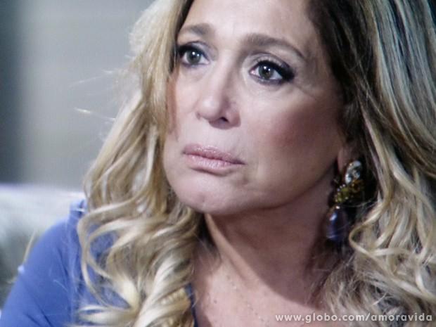 Ela quer tudo! (Foto: Amor à Vida / TV Globo)