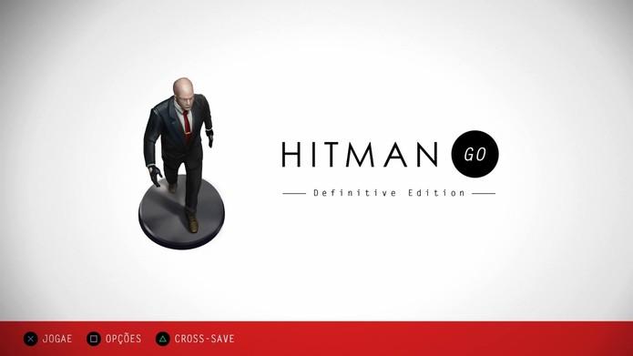 Hitman Go simula um jogo de estratégia (Foto: Reprodução/Felipe Vinha)