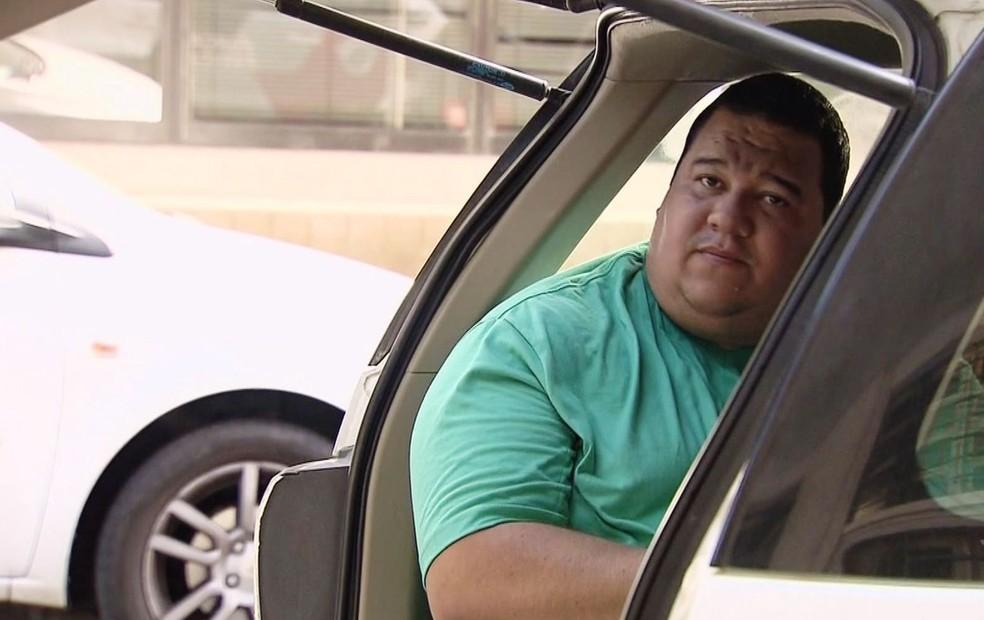 Traficante preso em Peruíbe era procurado pela Interpol (Foto: Reprodução/TV Tribuna)