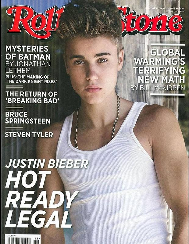 "Justin Bieber alerta: ""Ninguém deve fazer sexo sem que esteja ..."