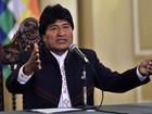 Congresso da Bolívia aprova referendo para reeleição de Morales