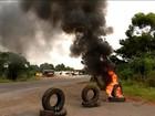 Confira as rodovias onde há protesto de caminhoneiros no RS