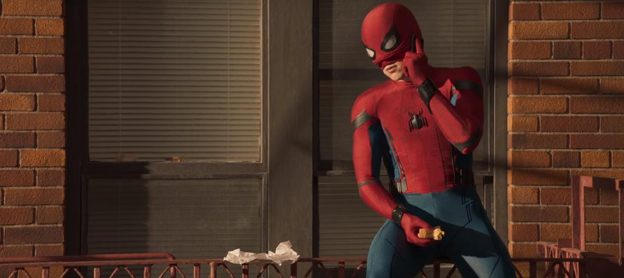 Cena te Homem-Aranha: De Volta ao Lar (Foto: Reprodução / Youtube)