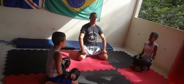Crianças também vão participar da competição internacional em Governador Valadares. (Foto: Renata Duarte)