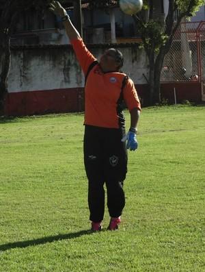 Vera Lúcia, goleira de 59 anos do Jardinense (Foto: Reprodução/Jardinense FC)