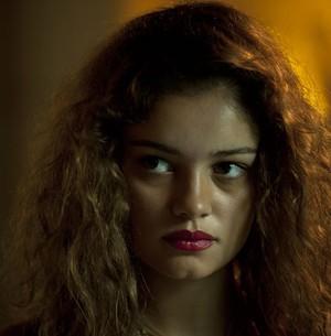 Sophie Charlotte vive prostituta: 'Fiz sem julgar' (TV Globo/Divulgação)