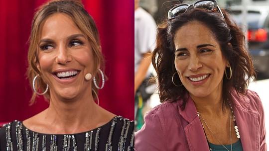 Ivete Sangalo quer Gloria Pires vivendo sua história no cinema: 'Somos parecidas'
