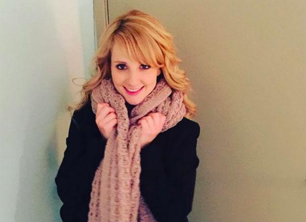 A atriz Melissa Rauch (Foto: Instagram)