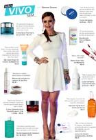 Simone Soares revela produtos de beleza preferidos