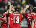 Jornal: clube chinês quer Jonas e pode pagar o triplo de seu salário no Benfica