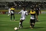 """""""A bola não entrou"""", lamenta Natan após mais uma derrota do Criciúma"""